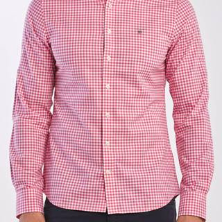 Košile  The Broadcloth Gingham Slim Bd