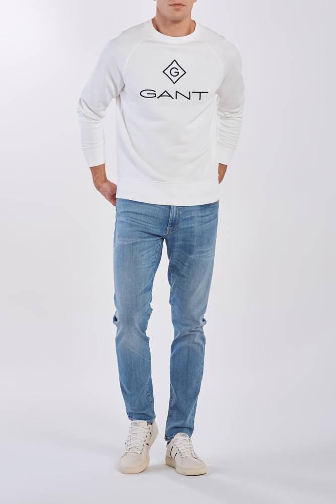gant Džíny  D1. Active-Recover Jeans