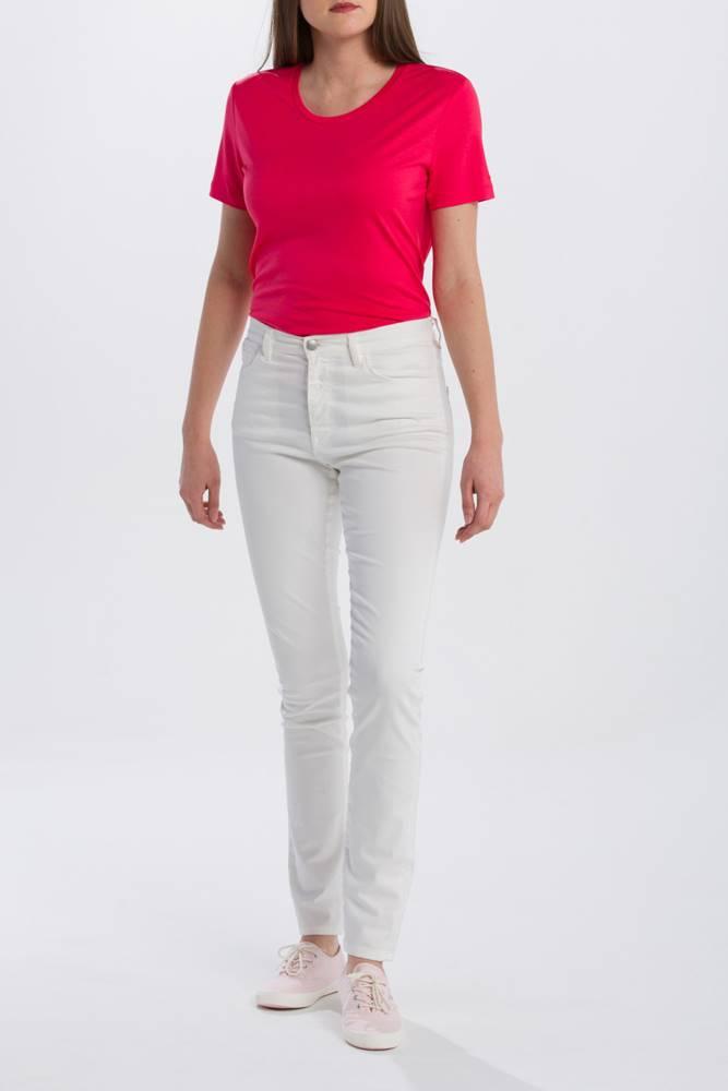 gant Džíny  O1. Skinny Satin Jeans