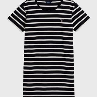 Šaty  D1. Tg Breton Striped Jersey Dress