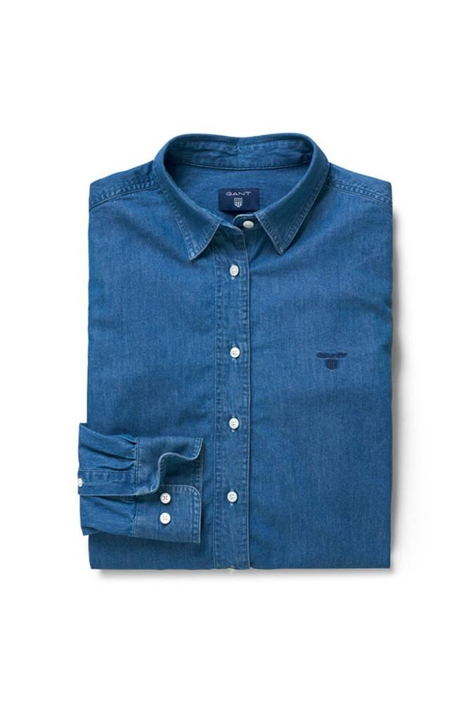 gant O2. Luxury Chambray Shirt
