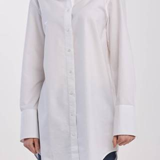 Košile  D1. Gbp White Long Shirt