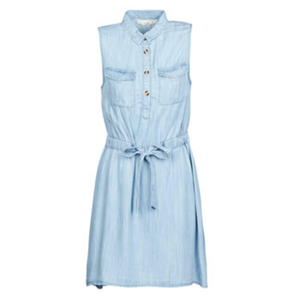 DeeLuxe Deeluxe Krátké šaty LALI Modrá