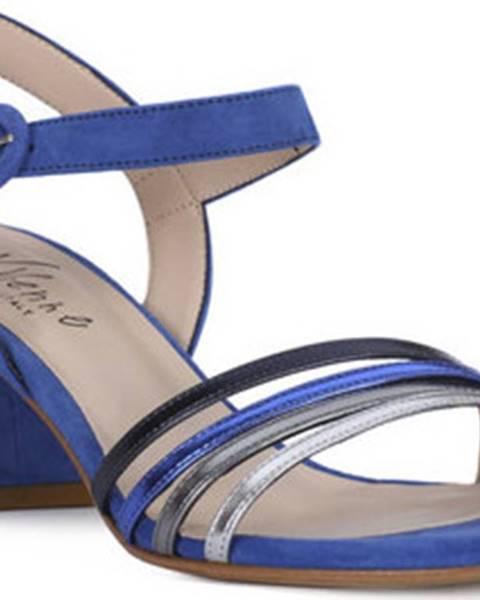 Modré sandály Priv Lab