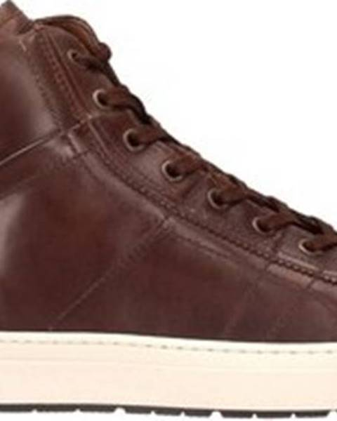 Hnědé boty Nero Giardini