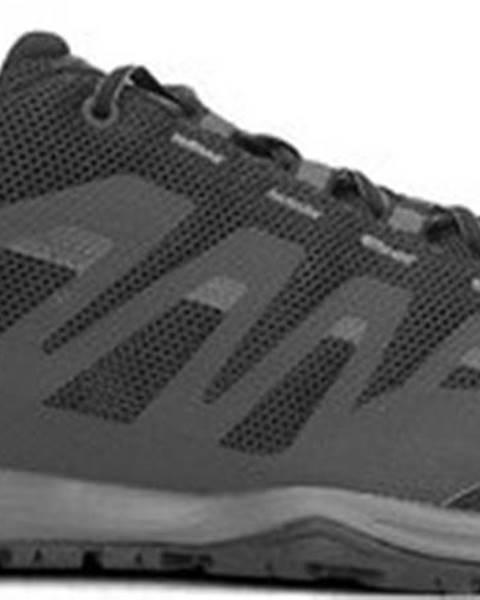 Černé boty columbia