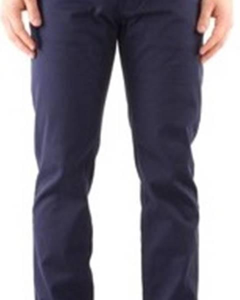 Modré kalhoty HARMONT & BLAINE