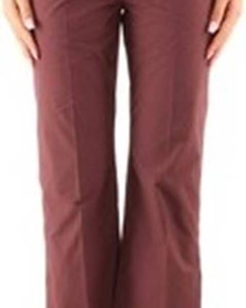 Červené kalhoty Marella