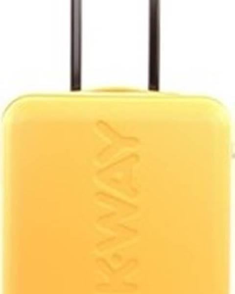 Žlutý kufr K-Way