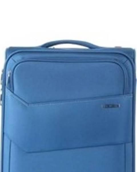 Modrý kufr Roncato