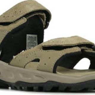 Columbia Sportovní sandály Ventero Hnědá