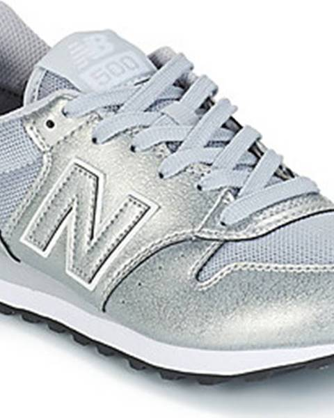 Stříbrné tenisky new balance