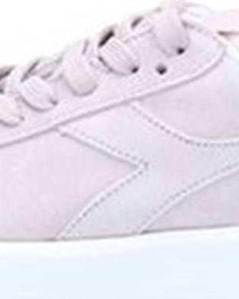 Růžové tenisky Diadora