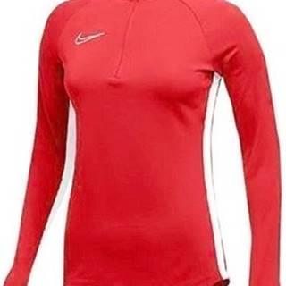 Nike Teplákové bundy Womens Dry Academy 19 Červená