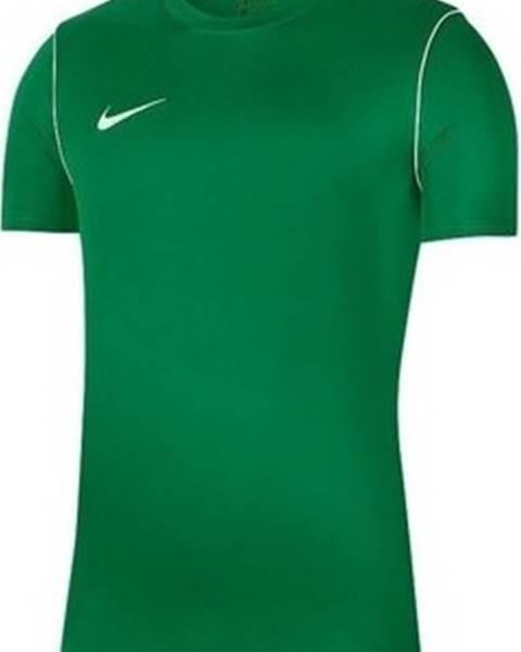 Zelené tričko nike