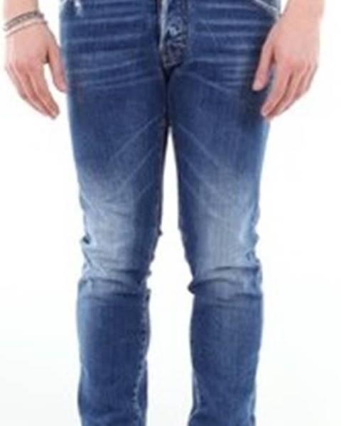 Modré kalhoty DSQUARED2