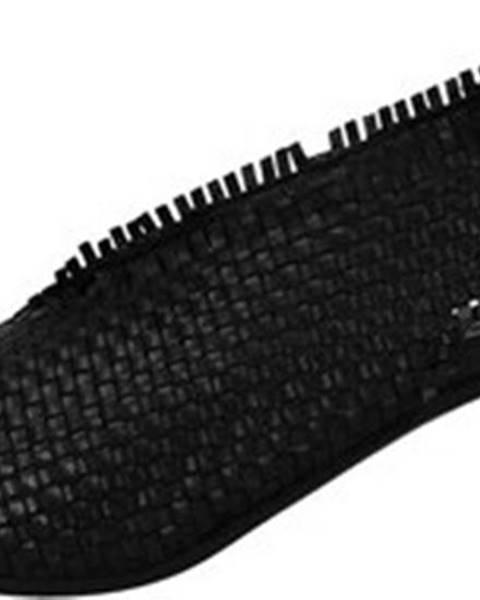 Černé sandály Zoe