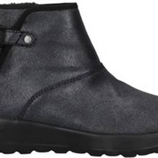 Skechers Kotníkové boty 16602 Černá