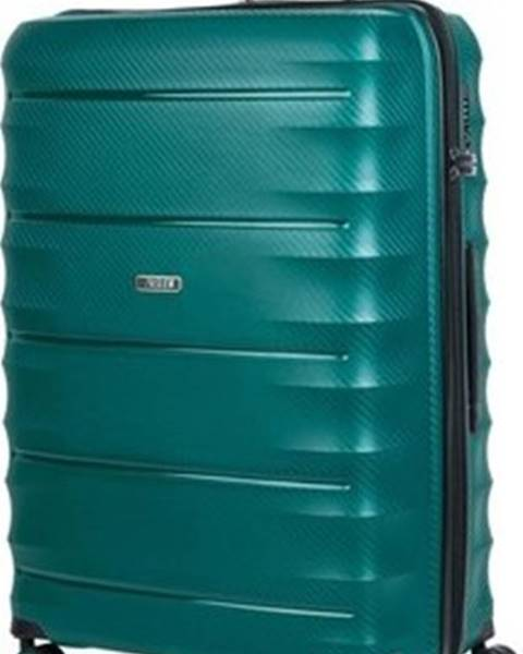 Modrý kufr Jaslen