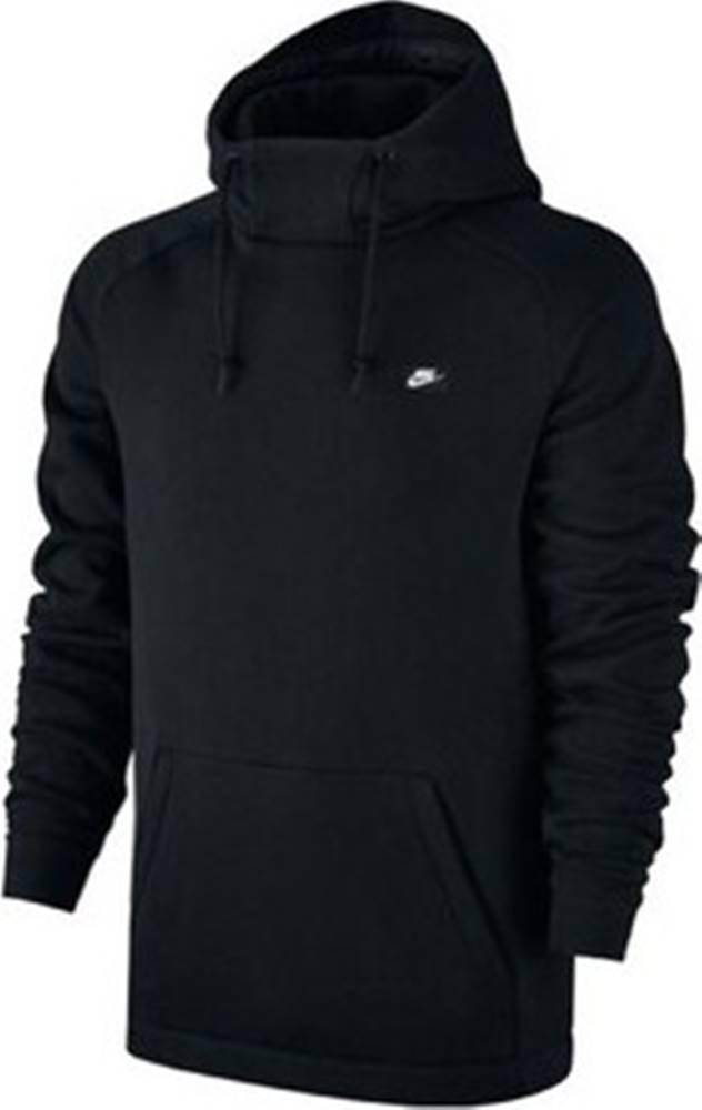 nike Nike Mikiny Modern Hoody Černá