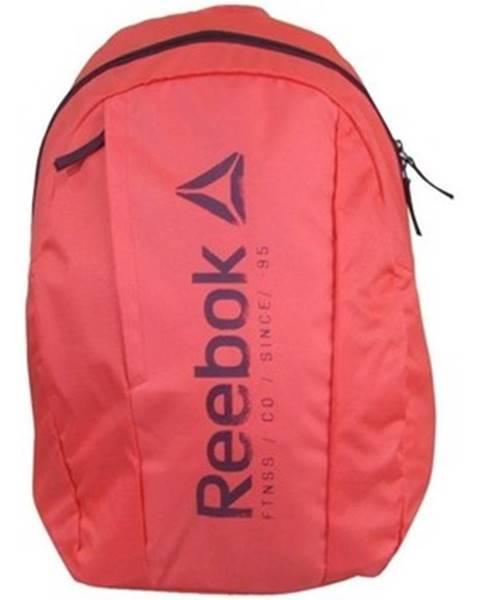 Červený batoh Reebok Sport