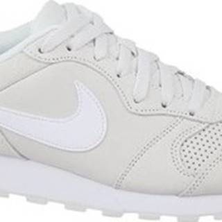 Nike Běžecké / Krosové boty MD Runner 2 Suede ruznobarevne
