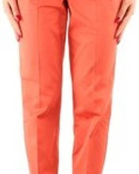 Oranžové kalhoty Marella