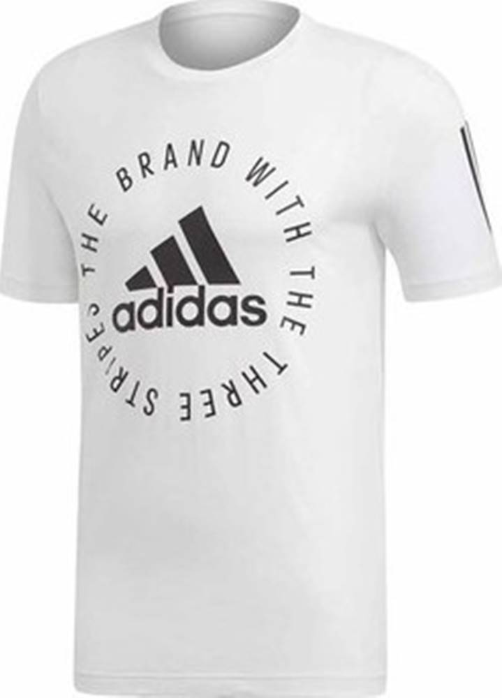 adidas adidas Trička s krátkým rukávem Sid Tee Bílá