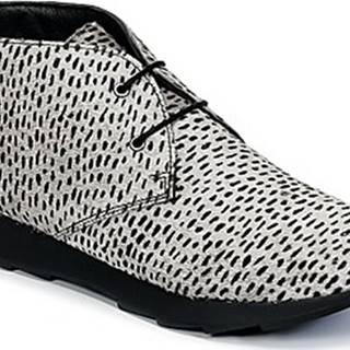 Maruti Kotníkové boty GIULIA Bílá