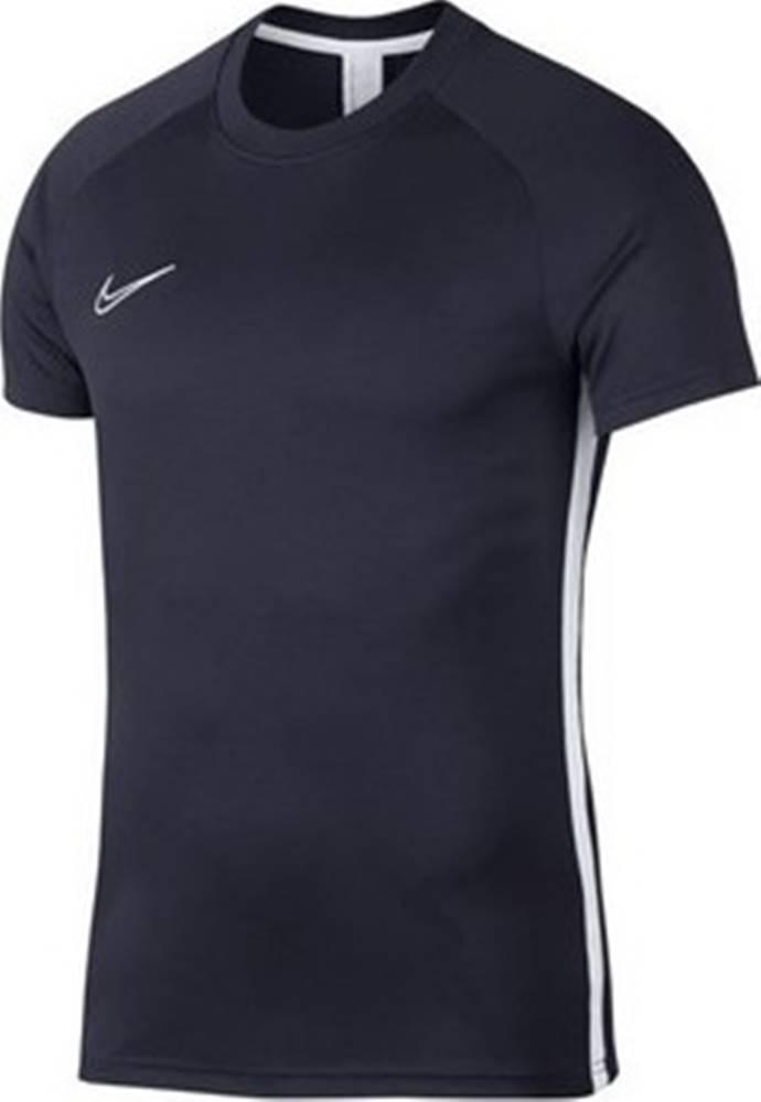 nike Nike Trička s krátkým rukávem Dry Academy Top Černá