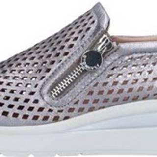 Stonefly Street boty 213825 Stříbrná