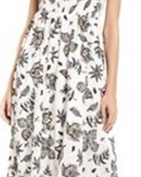 Bílé šaty GAUDÌ
