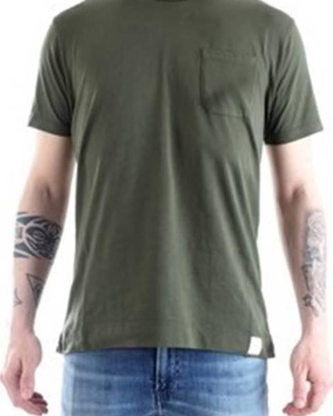 Zelené tričko Daniele Fiesoli