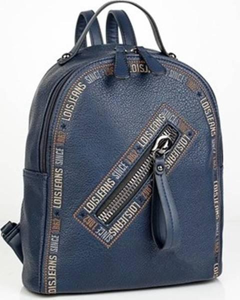 Modrý batoh Lois