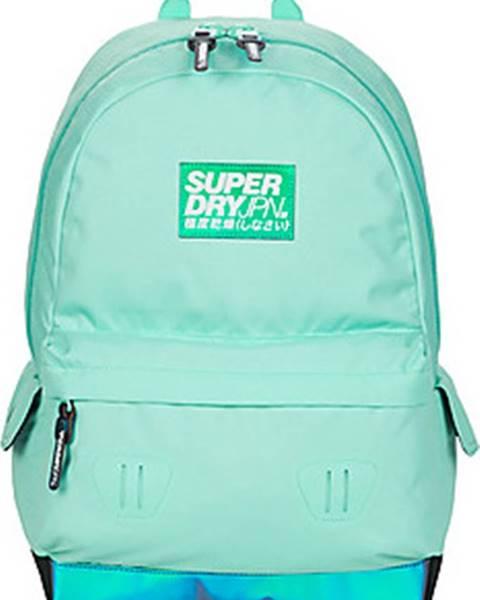 Modrý batoh superdry