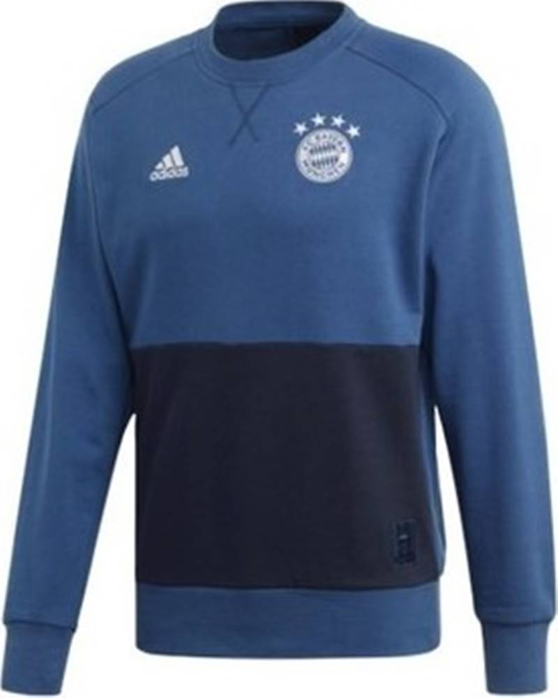 adidas adidas Mikiny Bayern Monachium Modrá