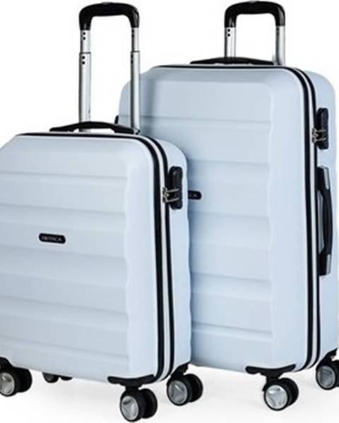 Bílý kufr Itaca