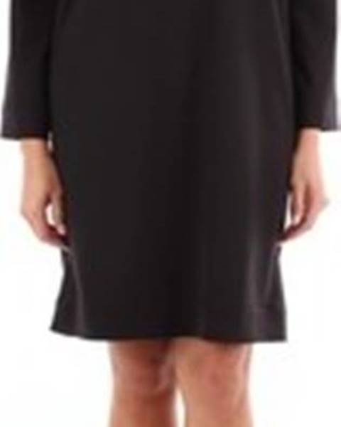 Černé šaty Gianluca Capannolo