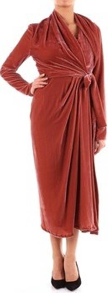 Rick Owens Rick Owens Společenské šaty RP19F5554 Růžová