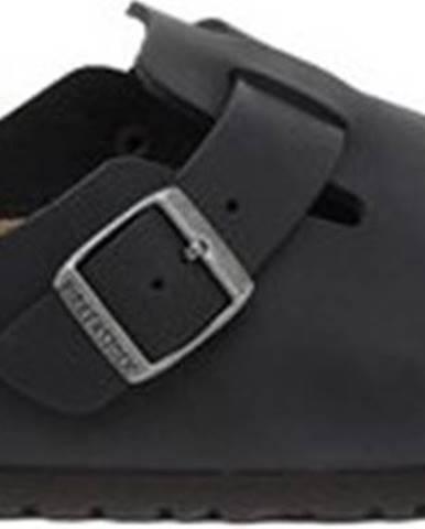 Pantofle BOSTON SCHWARZ calz s ruznobarevne