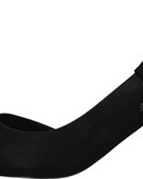 Černé boty Luciano Barachini
