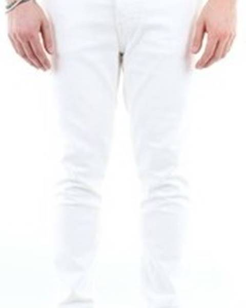 Bílé kalhoty Haikure