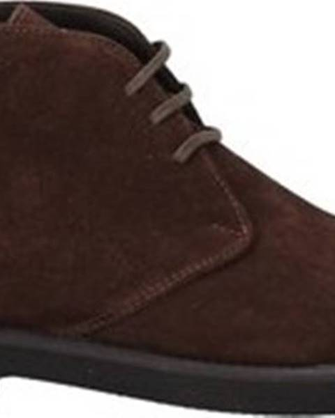 Hnědé boty Gino Tagli