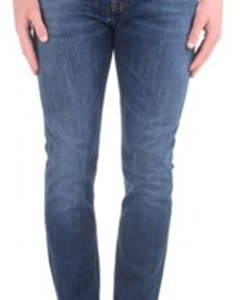 Modré kalhoty Re-hash