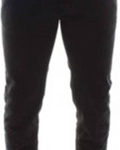 Černé kalhoty Re-hash