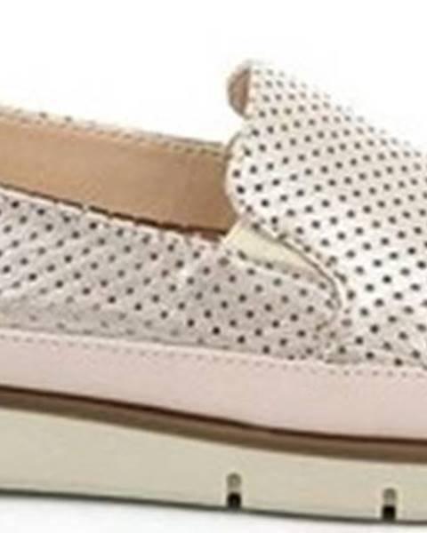 Bílé boty Grunland