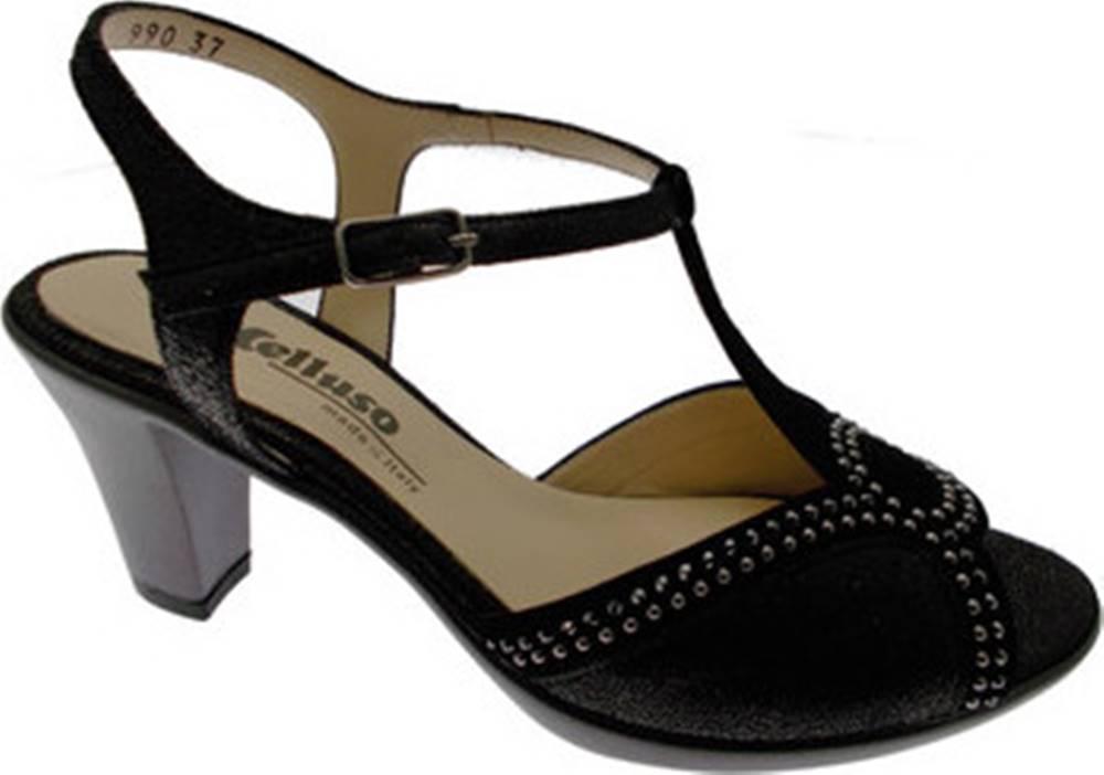 Melluso Melluso Sandály MER50113ne Černá