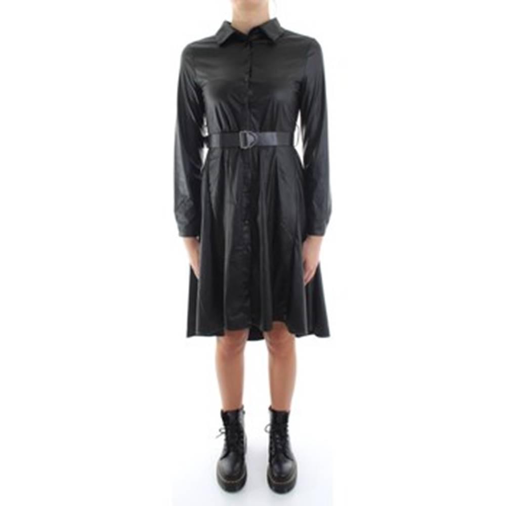 Bsb Bsb Krátké šaty 042-211031 Černá