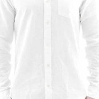 Scotch Soda Košile s dlouhymi rukáv 148854 Bílá