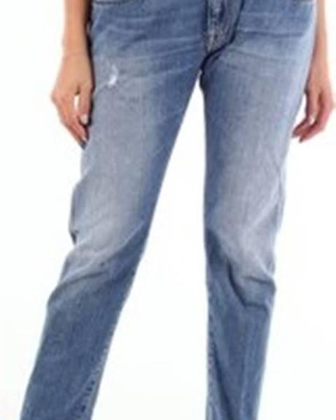 Modré kalhoty People
